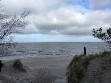 Krajb Bild Meer - Verfassen Sie Rätsel, die unsere Küstenlandschaft - die Ostsee - zeigen. Ich werde hinzufügen, da