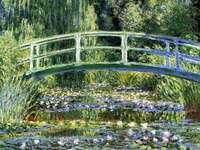 Monnet Water Lilies