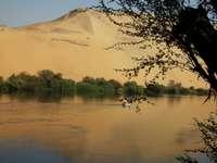 Orilla del Nilo