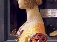 Πορτρέτο της Τζιοβάννα Τορναμπουόνι (1488)