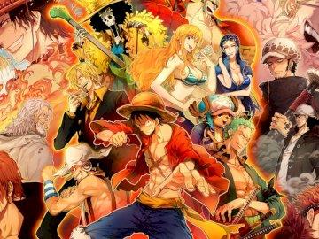Una pieza de oro - One Piece Gold Movie.