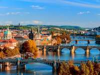 Panorama de Praga