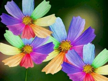 Blumen ... - Blumen .................. Geschlossene Blume.