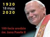St. Le pape Jean-Paul II