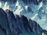 Hauru - góry