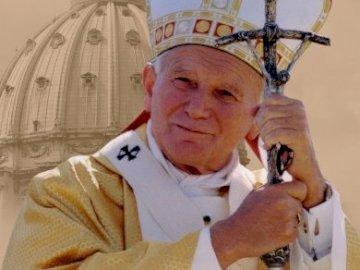 Jeu de puzzle Jean-Paul II - image donnée à partir de la page pixabay https://pixabay.com/pl/photos/jan-paweł-ii-papież-świ�
