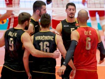 Reprezentacja Czarnogóry w siatkówce - Reprezentacja Czarnogóry w siatkówce.