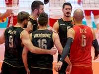 Montenegrin volleyball team - Montenegrin volleyball team.