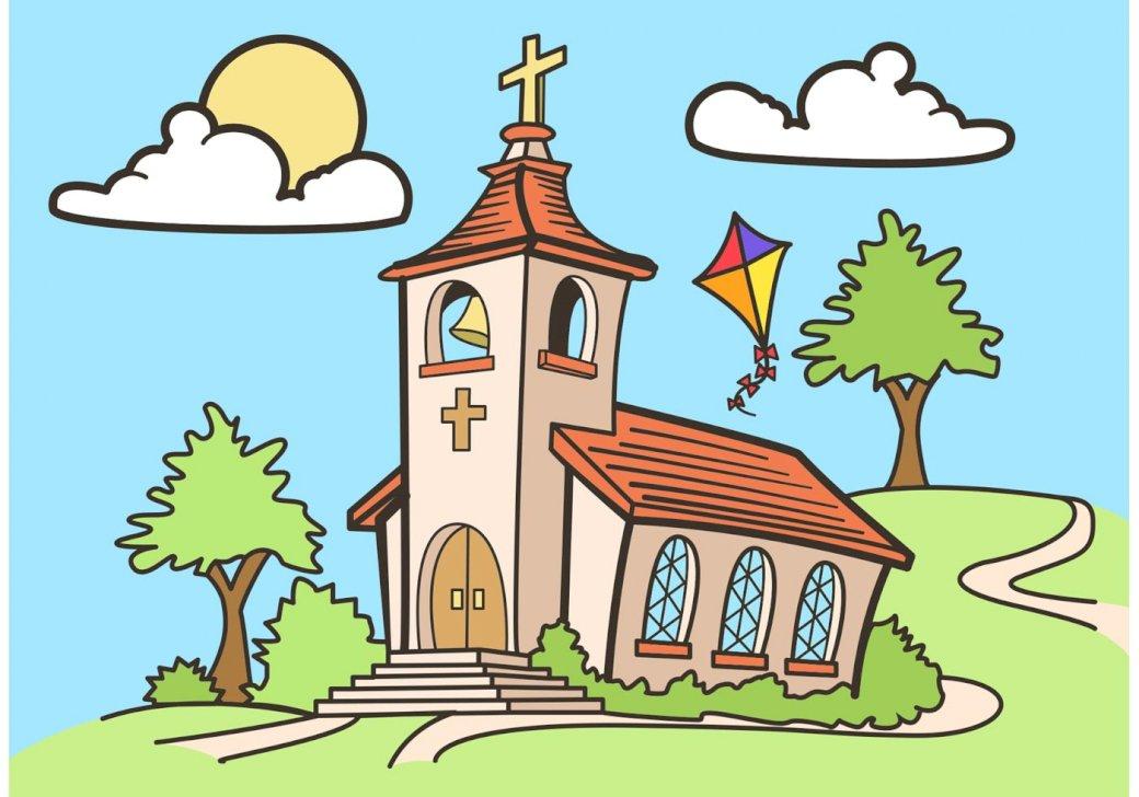1η / 2η Εκκλησία - Η εκκλησία είμαστε όλοι. Παζλ μιας εκκλησίας. Puzzle 1η Εκκλησία. Παζλ μιας εκκλησίας για 1/2. Ένα σχέδιο χαρακτήρα (5×5)