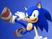 Sonic en action