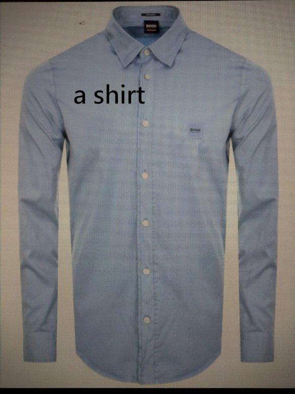Det här är en skjorta.