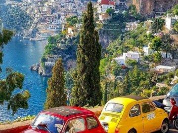 Paesaggio italiano. - Puzzle. Paesaggio italiano.