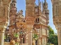 Замъкът на Беналмадена, Испания