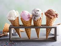 Γρήγορο παγωτό για αναψυκτικό
