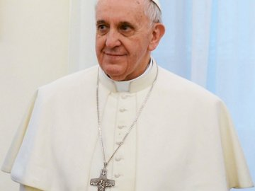 Pope Francis - Argentine Roman Catholic priest, Jesuit, metropolitan archbishop of Buenos Aires and thus the Primat