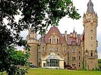 Замък Мозна Полша