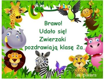 Zoo - class 2a - Zoo puzzle for class 2a.