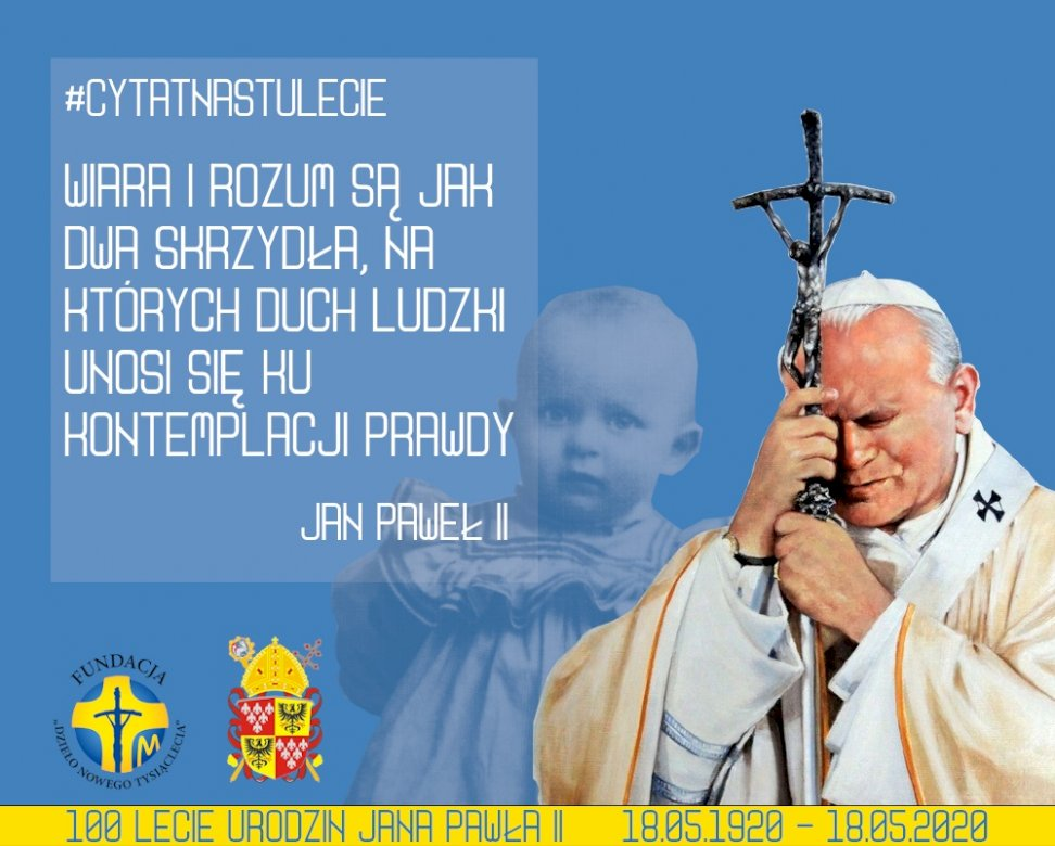 Papa Ioan Paul al II-lea - 100 de ani de la nașterea lui Ioan Paul al II-lea (6×5)