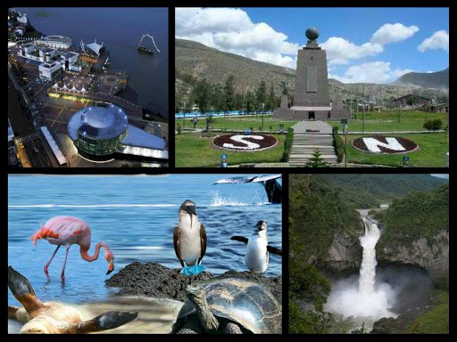 Turista Ecuador