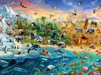 Животинско царство.
