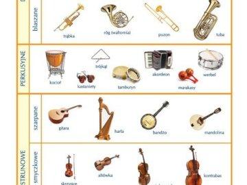 instrumentos - Instrumentos musicales. Una captura de pantalla de un teléfono celular.