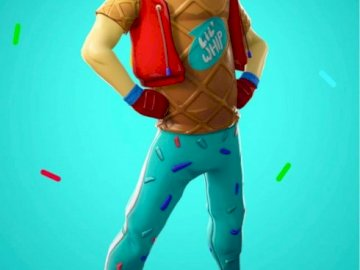 Lil Whip - here is the skin from fortnite Lil Whip.