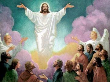Wniebowstąpienie Pańskie - Wniebowstąpienie Pana Jezusa.