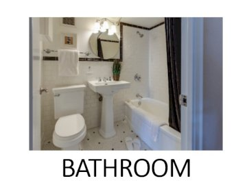 Bathroom Jigsaw - BATHROOM JIGSAW - MY HOME. Un lavabo blanco y un espejo.