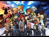 Kingdom Hearts Final Mix Wallpaper