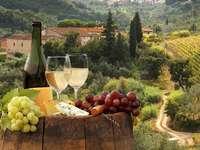 Τοσκάνη και κρασί