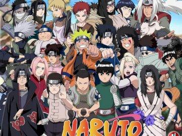 naruto team 7 - naruto sakura sasuke kakashi. Grupa ludzi pozuje do zdjęcia.