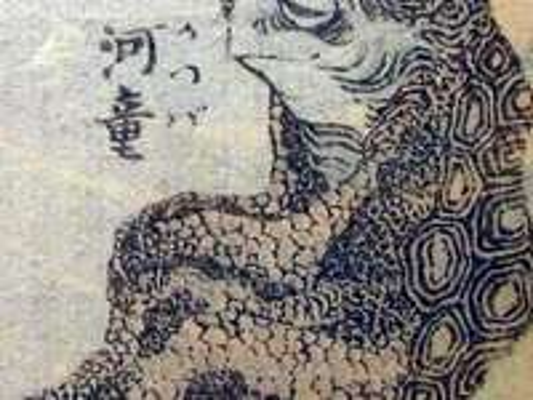 Mitologia japoneză Kappa
