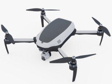 Drone wants - Needs and wants activity. A plane flying in the air.