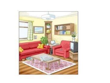 Salon w domu - Zbuduj jedną z ważnych części domu, pamiętając o jego znaczeniu.