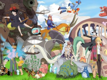 totoro p - anime has lost its value and I want to fix it.