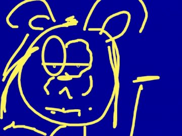 Babcia Garfield - Babcia Garfield edycja Huawei.