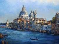 Pintura de Venecia