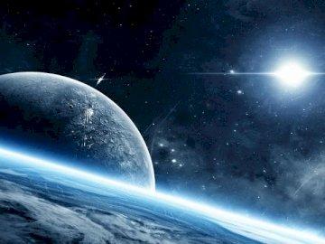 planète d'espoir - pas cette planète il pleut l'espoir.