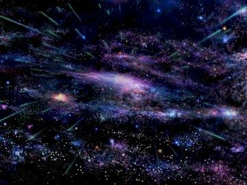 Big Bang - h uhf ihf ejkjedejw fk efhkjdfjkfd kfjdh kfjd. Fuochi d'artificio nel cielo.