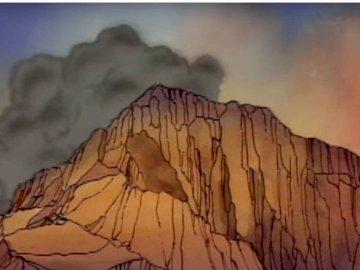 HISTORIA SHAVUOT - PUZZLE SHAVUOT. A bliska góry.