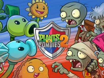 Planta versus Zombie - Planta versus Zombie.