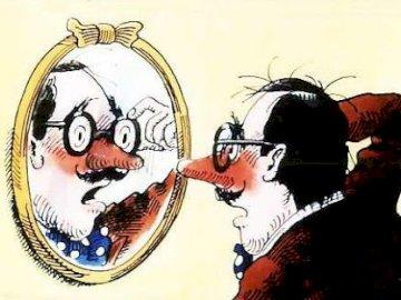 Pan Hilary i Jej Okulary - Pan Hilary i Jej Okulary. Zbliżenie logo.