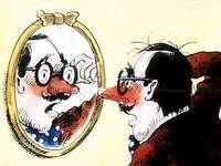 Pan Hilary i Jego Okulary