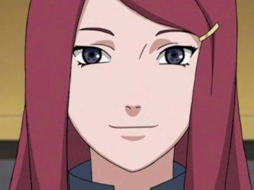 Kushina Uzumaki - kushina uzumaki habanero rosso. Un disegno di un personaggio dei cartoni animati.