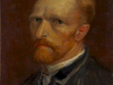Vincent van Gogh - Autoportret - Vincent van Gogh lubił malować autoportrety. Spod jego pędzla wyszło ich kilka. Poznaj malarza t