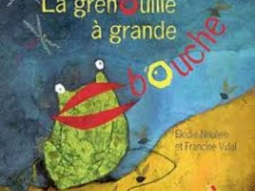 Wielka żaba usta - Wielka żaba usta.
