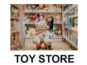 TOY STORE JIGSAW - TOY STORE JIGSAW - MY TOWN.