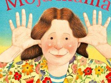 Moja Mama - Moja Mama okładka książki.