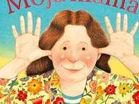 Моята майка - Моята майка. Корица на моята книга за мама.
