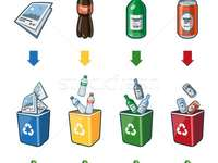 selectarea gunoiului